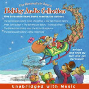 The Berenstain Bears Holiday Audio Collection 1/60 - Jan Berenstain - cover
