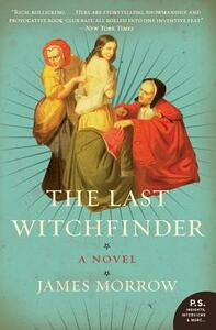 The Last Witchfinder - James Morrow - cover
