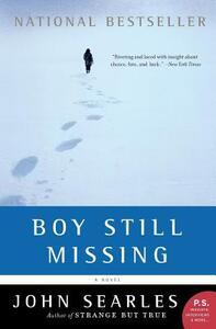 Boy Still Missing - John Searles - cover