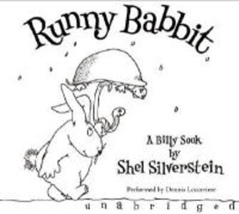 Runny Babbit CD: A Billy Sook - Shel Silverstein - cover