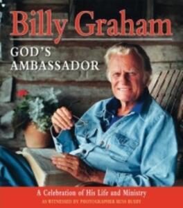 Billy Graham, God's Ambassador - Billy Graham - cover