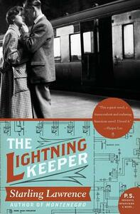 The Lightning Keeper - Starling Lawrence - cover