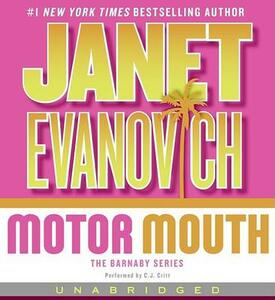 Motor Mouth CD - Janet Evanovich - cover