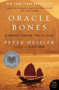 Oracle Bones: A Journey Through Time in China - Peter Hessler - cover
