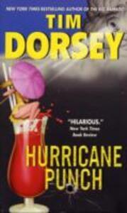 Hurricane Punch - Tim Dorsey - cover