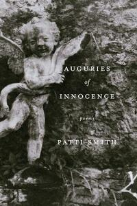 Auguries Of Innocence: Poems - Patti Smith - cover