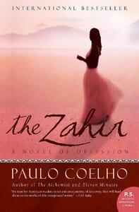 The Zahir: A Novel of Obsession - Paulo Coelho - cover