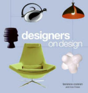 Designers on Design - Terence Conran,Max Fraser - cover