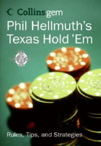 Collins Gem Phil Hellmuth's Texas Hold Em - Phil Hellmuth - cover