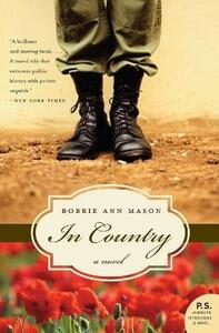 In Country - Bobbie Ann Mason - cover