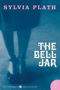 The Bell Jar - Sylvia Plath - cover