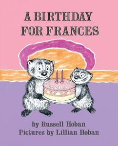 A Birthday for Frances - Russell Hoban - cover