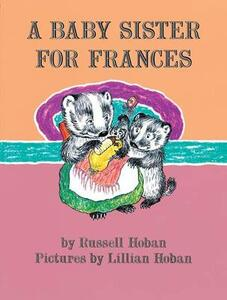 A Baby Sister for Frances - Russell Hoban - cover