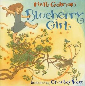 Blueberry Girl - Neil Gaiman - cover