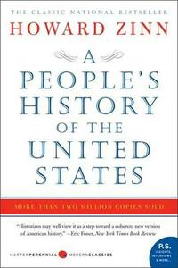 A People's History of the United States: 1492 to Present - Howard Zinn - cover