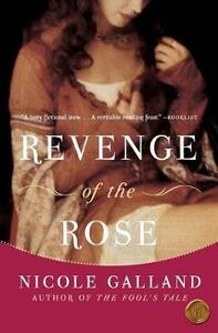 Revenge of the Rose - Nicole Galland - cover