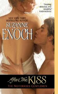 After the Kiss: The Notorious Gentlemen - Suzanne Enoch - cover