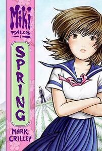 Miki Falls: Spring - Mark Crilley - cover