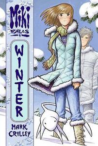 Miki Falls: Winter - Mark Crilley - cover