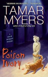 Poison Ivory - Tamar Myers - cover