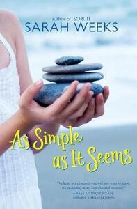 As Simple as it Seems - Sarah Weeks - cover