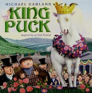 King Puck - Michael Garland - cover