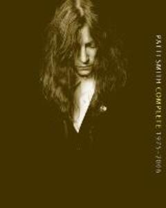 Patti Smith Complete 1975-2006 - Patti Smith - cover