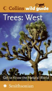 Trees: West (Collins Wild Guide) - Steve Cafferty - cover