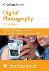 Digital Photography (Collins Discover) - Patrick Hook - cover