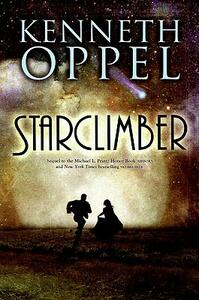 Starclimber - Kenneth Oppel - cover