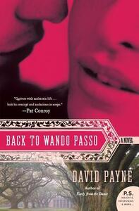 Back to Wando Passo - David Payne - cover