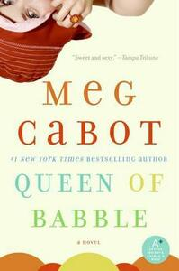 Queen of Babble - Meg Cabot - cover