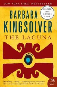 The Lacuna - Barbara Kingsolver - cover