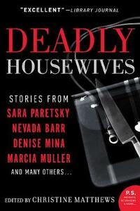 Deadly Housewives: Stories - Christine Matthews - cover