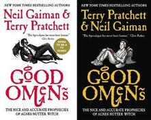 Good Omens: The Nice and Accurate Prophecies of Agnes Nutter, Witch - Neil Gaiman,Terry Pratchett - cover