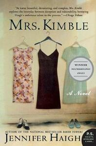 Mrs. Kimble - Jennifer Haigh - cover