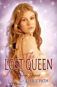 The Lost Queen - Frewin Jones - cover