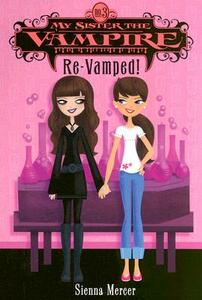 Re-vamped - Sienna Mercer - cover