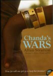 Chanda's Wars - Allan Stratton - cover