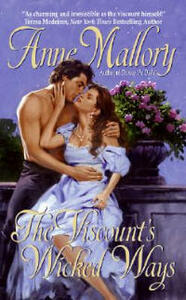 The Viscount's Wicked Ways - Anne Mallory - cover