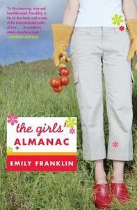 The Girls' Almanac - Emily Franklin - cover