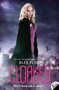 Cloaked - Alex Flinn - cover