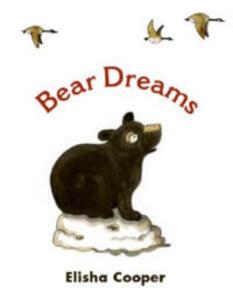 Bear Dreams - Elisha Cooper - cover