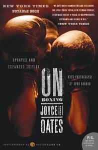 On Boxing - Joyce Carol Oates - cover
