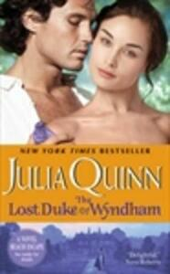 The Lost Duke of Wyndham - Julia Quinn - cover