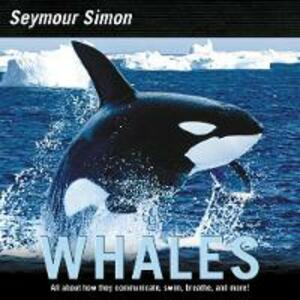 Whales - Seymour Simon - cover