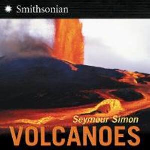 Volcanoes - Seymour Simon - cover