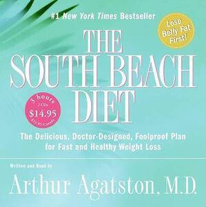 South Beach Diet CD Low Price - Arthur S Agatston - cover