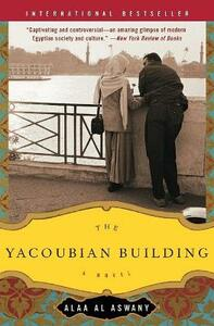 The Yacoubian Building - Alaa Al Aswany - cover