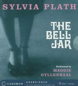 The Bell Jar CD - Sylvia Plath - cover